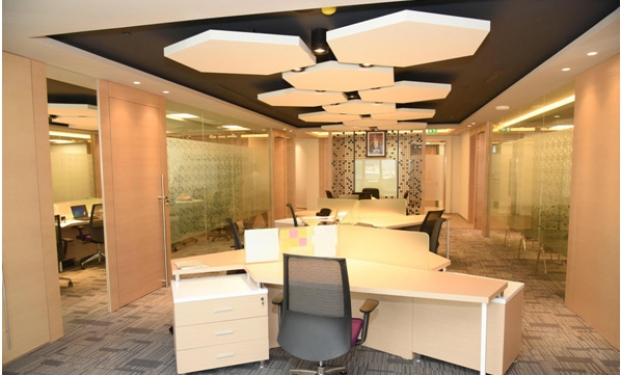 OBA's new office