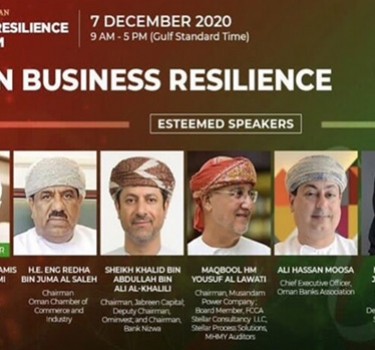 Oman Business Resilience